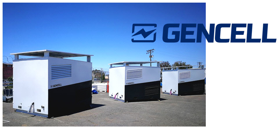 GenCell Backup System