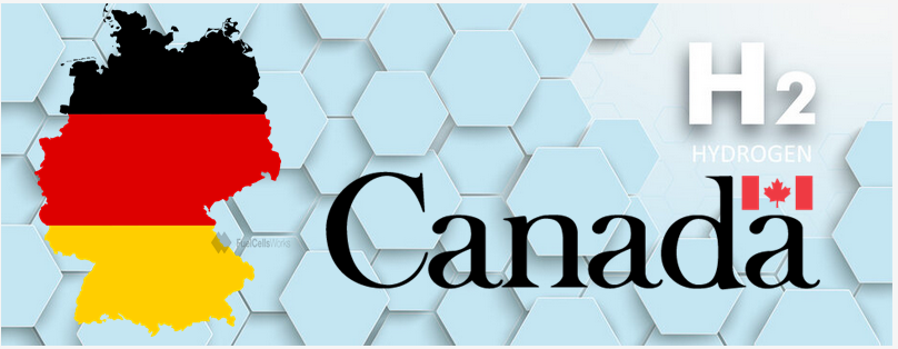Germany Canada Hydrogen