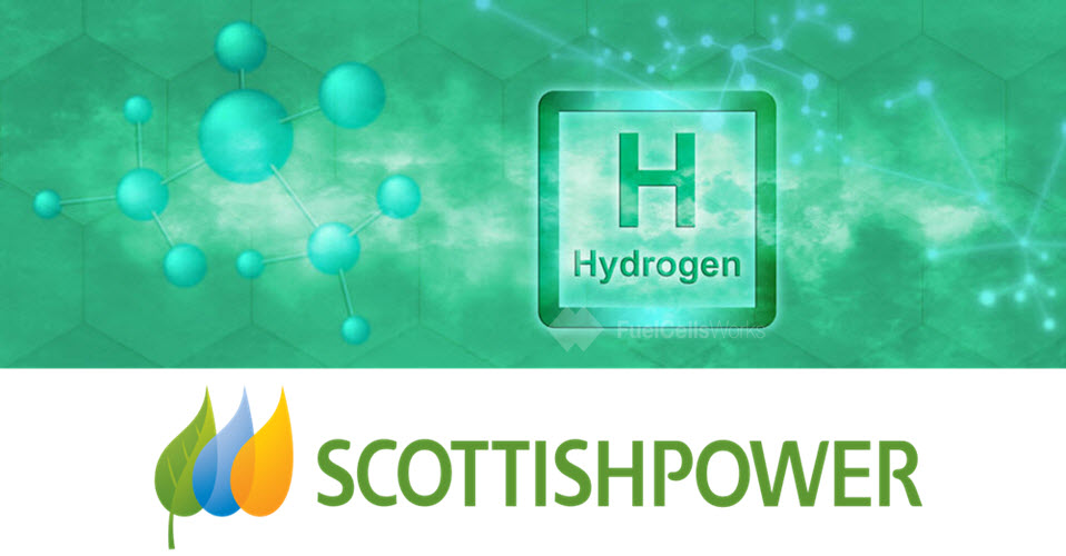 Fuel Cells Works, Mark Griffin To Join ScottishPower's Hydrogen Business