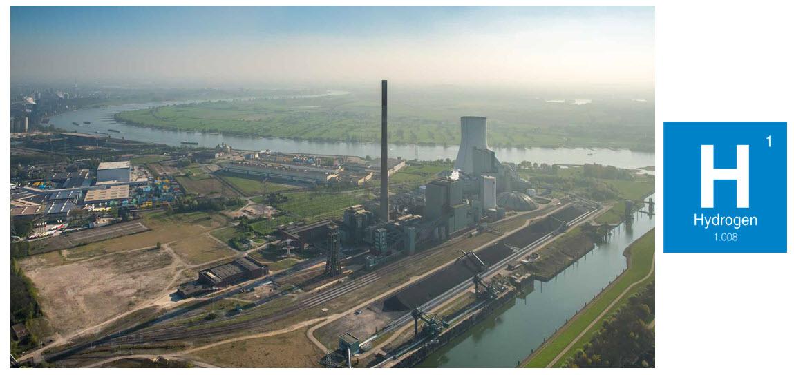 Green Hydrogen for Green Steel made in Duisburg