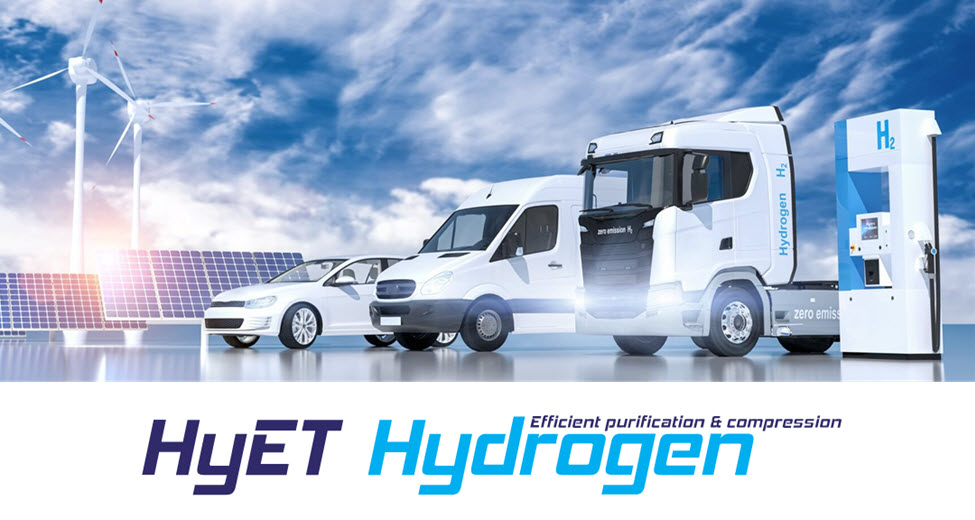 HyET Hydrogen and H2H Energy Partner on Hydrogen Systems in NZ and Australia