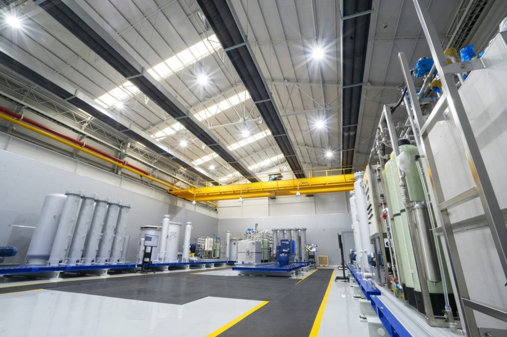 Hyundai Rotem Starts Full Scale Operation of the Hydrogen Extractor Production Line 2