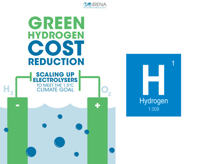 IRENA Making Green Hydrogen a Cost Competitive Climate Solution