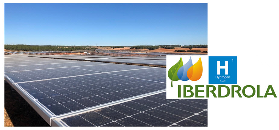 Iberdrola Obtains a Favourable EIS for the Puertollano Photovoltaic Plant which will Supply Power to Europes Largest Green Hydrogen Plant