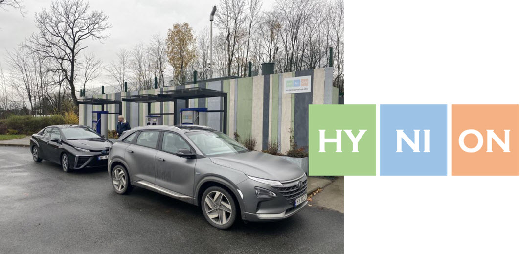 Increased Capacity at Hynion Hovik Hydrogen Station