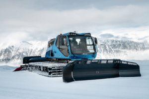 Italian Company Prinoth Launches Zero Emission Hydrogen Powered Snow Groomer 2