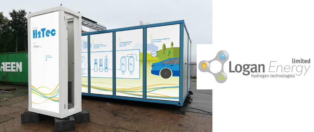 Logan Energy Delivers Europes First Hydrogen Refuelling Station Using the MC Method