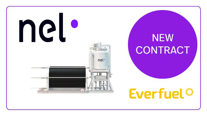 NEL New Contract Everfuel
