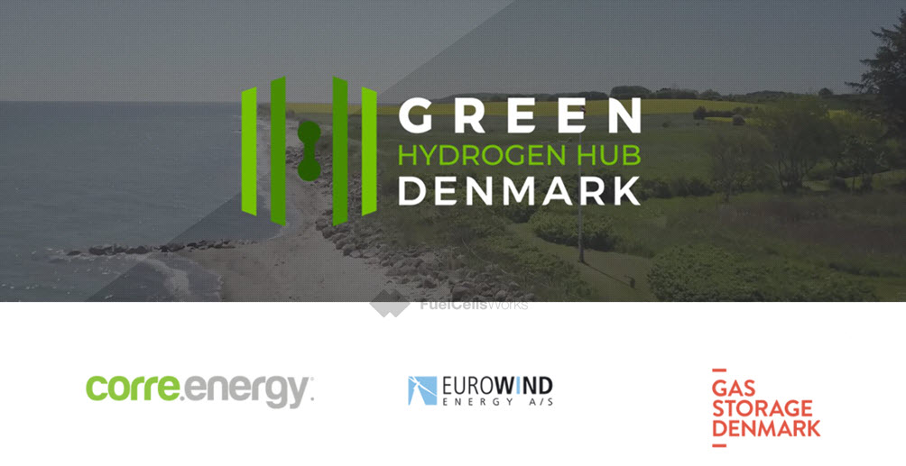 New and Large Scale Hydrogen Hub to Support Denmarks Green Transition