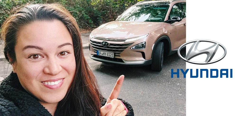 Nicole Scott Joins Hyundais H2U to Explore Hydrogen FC Ecosystem