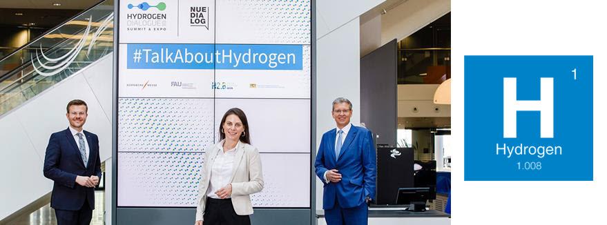 NurnbergMesse Invests in Hybrid Hydrogen Power Station