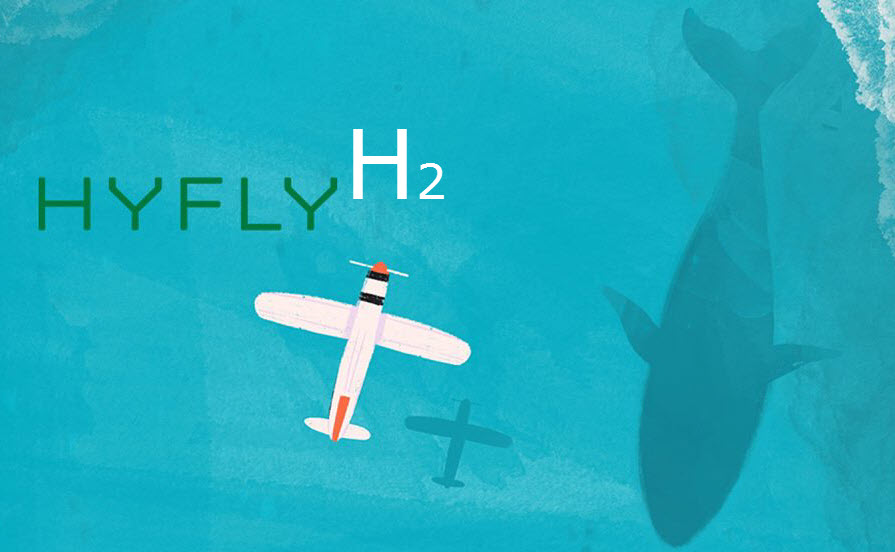 PS HyTech Participates in Founding HYFLY Small Aircraft with Hydrogen Propulsion Project