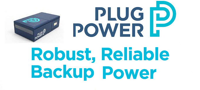 Plug Power Fuel Cells Again Called into Service