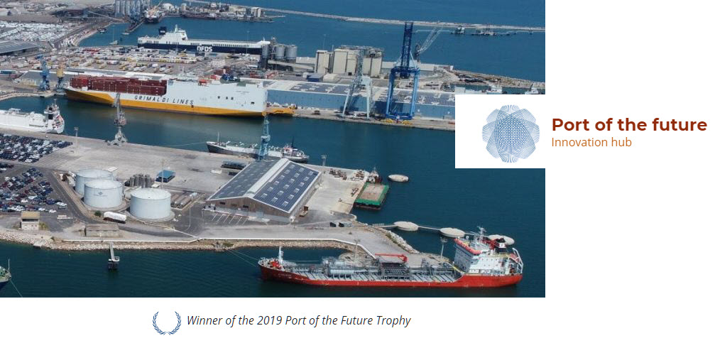 Port of the Future with Hydrogen Fuel Cells