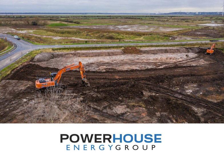Powerhouse Energy Build