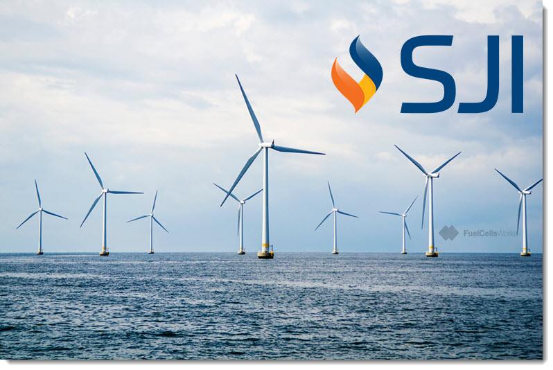 SJI Announces Green Hydrogen Partnership with Atlantic Shores Offshore Wind