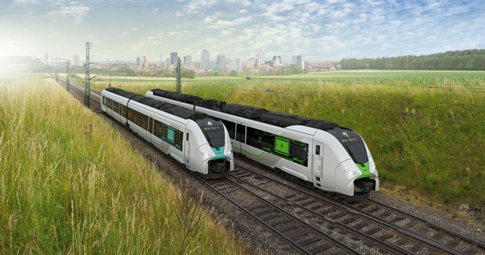 Siemens Clean Trains