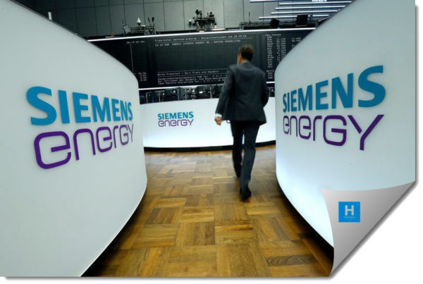 Siemens Energy Wants to Earn Billions with Hydrogen