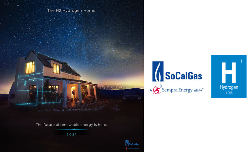 SoCal Gas Hydrogen Home