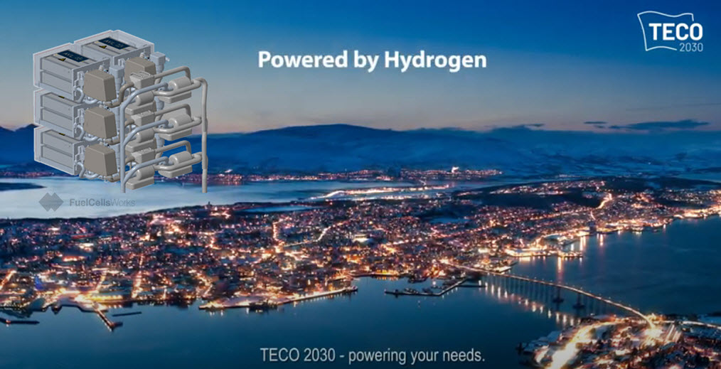 TECO 2030 Launches Stationary Fuel Cell Concept