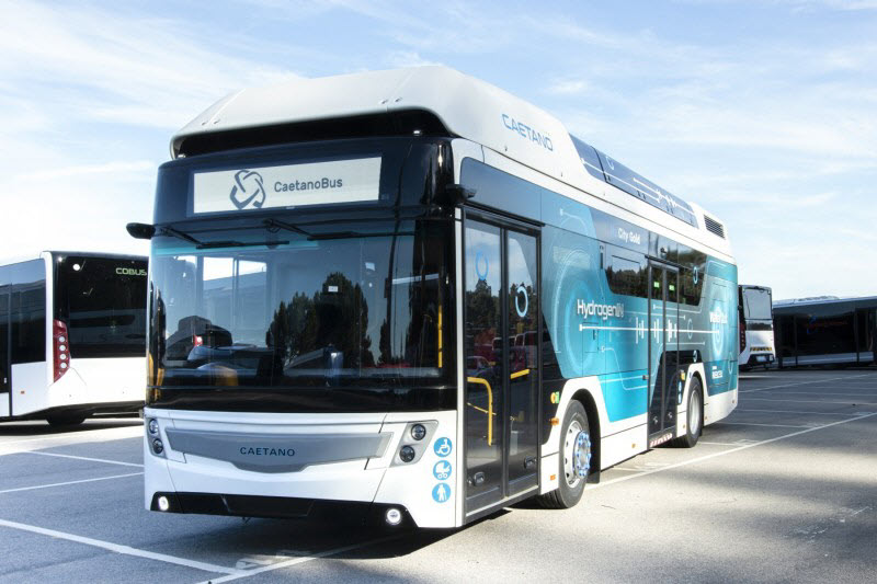 Toyota Motor Europe Strengthens Strategic Alliance with CaetanoBus and Finlog in Fuel Cell Bus Business 2