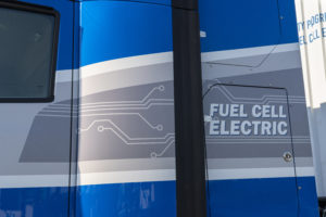 Toyota New Fuel Cell Truck 3
