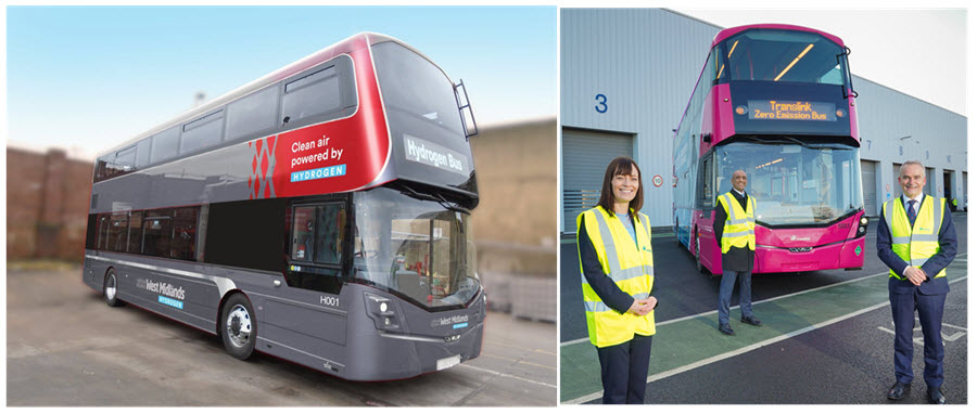Translin 20 Hydrogen Zero Emissions Buses to hit Northern Ireland Streets Before Year End