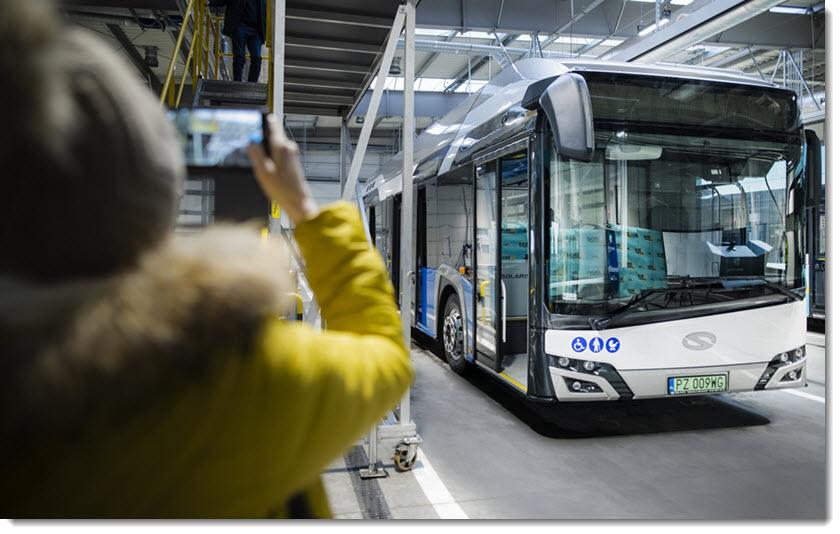 Fuel Cells Works, Hydrogen Solaris, Hydrogen Bus, Poland, News