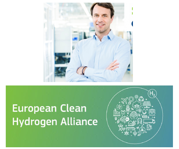 Active Role for Sunfire in the European Clean Hydrogen Alliance