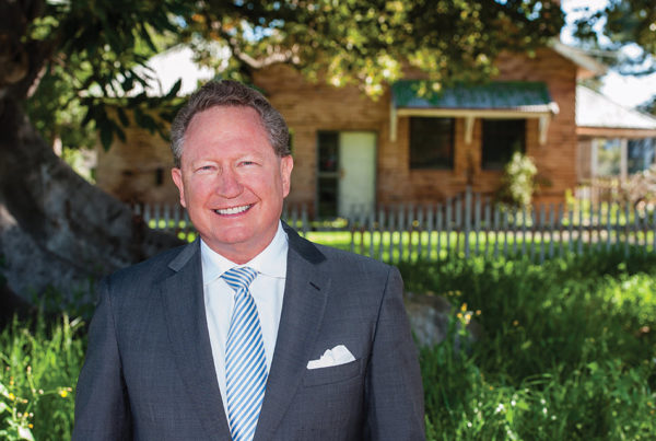 Andrew Forrest Chairman of FMG