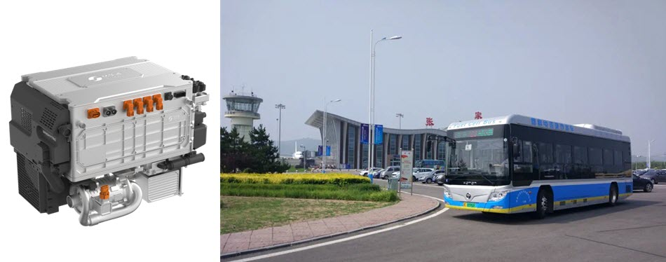 Beijing SinoHytec Co.Ltd . to Exclusively Supply Hydrogen Fuel Cell Vehicle Engines for the Beijing Winter Olympics