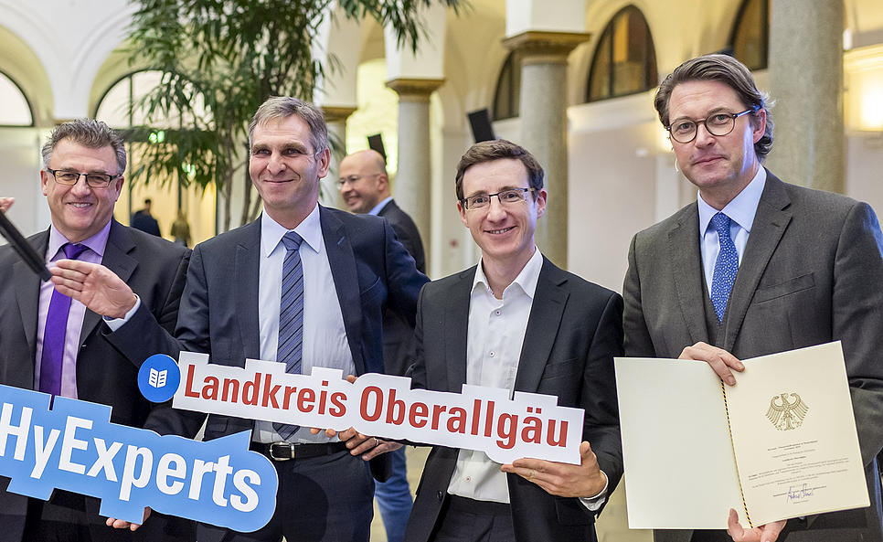 District of Konstanz Participates in Hydrogen Region of Lake Constance