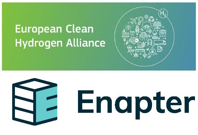 fuel cells works, enapter ag, hydrogen, european clean hydrogen alliance