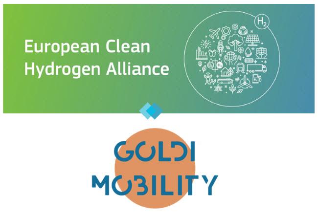 ECHA Hydrogen Europe Goldi Mobility