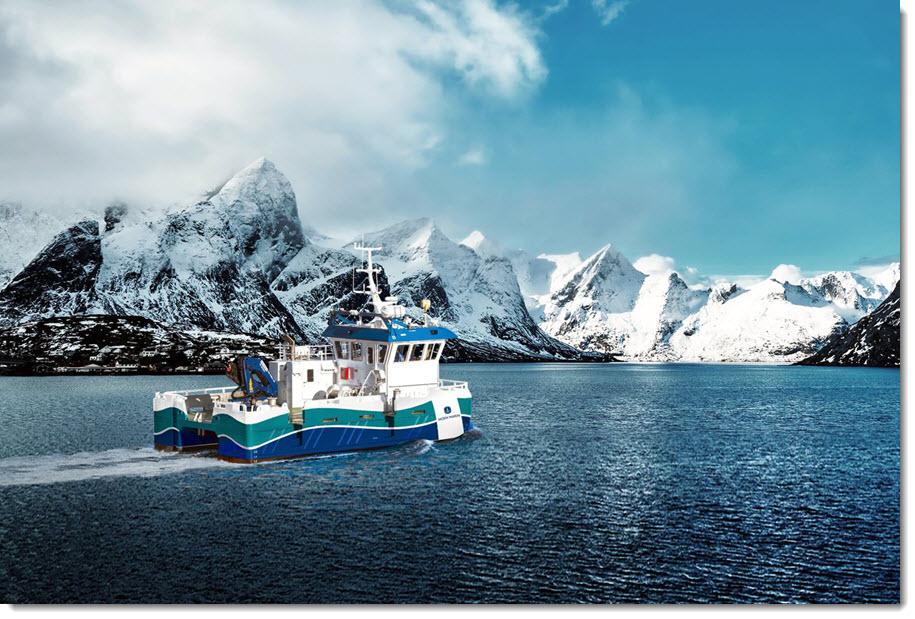 Fuel Cells Works, enova, hydrogen boat, news