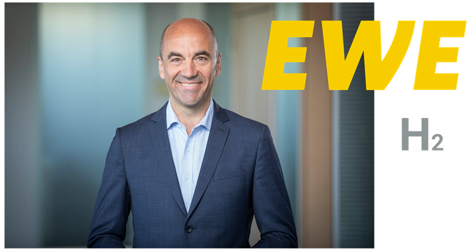 fuel cells works EWE CEO Dohler Advises the European Commission on the Use of Hydrogen