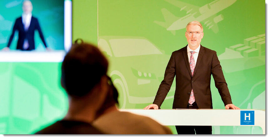 First German Hydrogen General Assembly Focuses on Mobility Applications of Climate Protection Technology