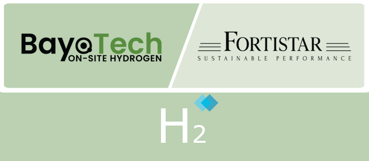 fuelcellsworks, Fortistar Joins Equity Investment Led by Newlight Partners to Accelerate Strategic Growth for Onsite Hydrogen Production Company BayoTech