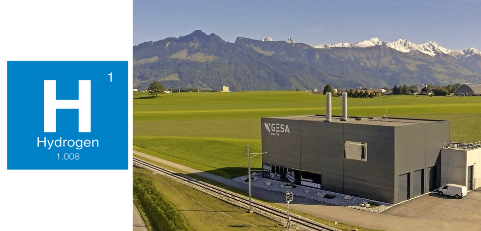 France Gruyere Energie Commits to the Production of Hydrogen in Bulle 2
