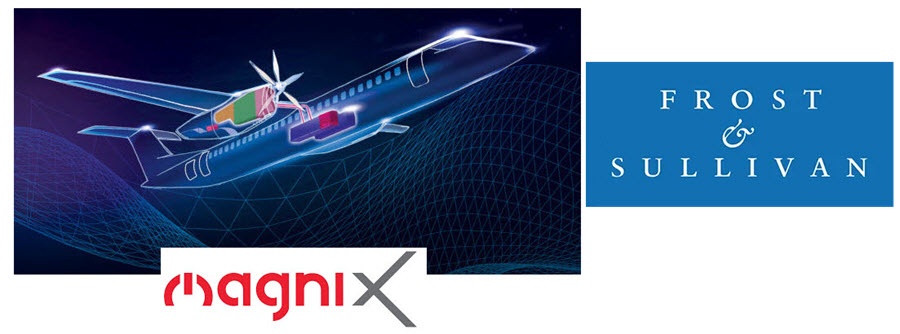 Frost Sullivan Selects magniX for the Technology Innovation Leadership Award