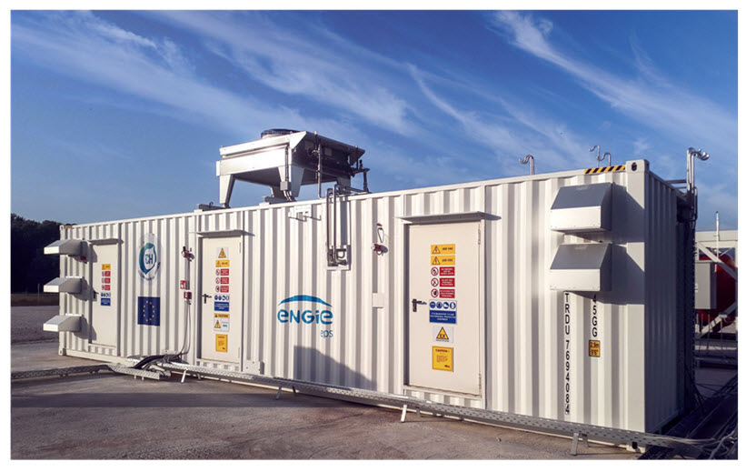 fuelcellsworks, Green Energy for Isolated Areas with Hydrogen Technology