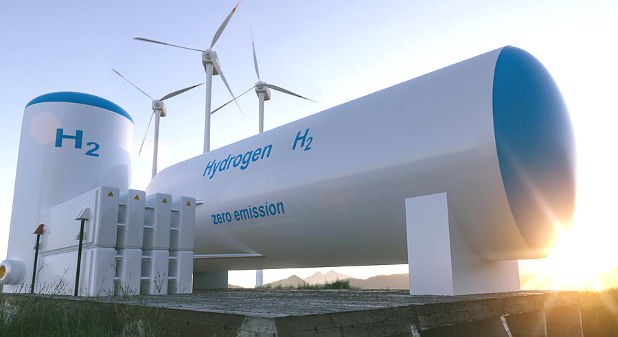 HSBC Report Hydrogen Energy in the 2020s Main
