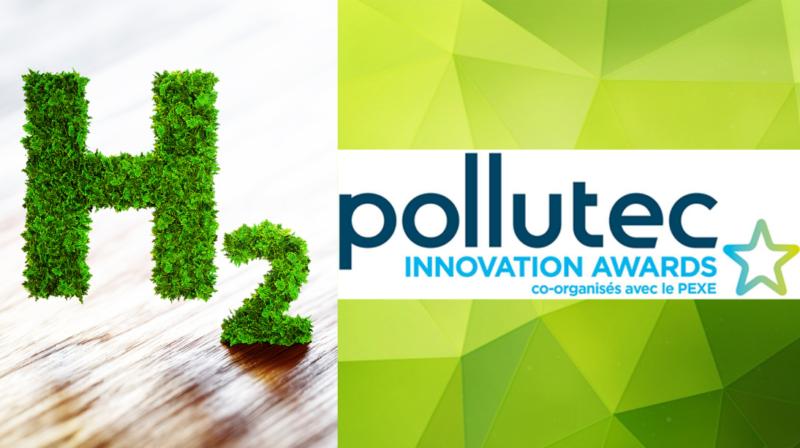 HYNOCA%C2%AEs Hydrogen Declared Winner of the Pollutec Innovation Awards