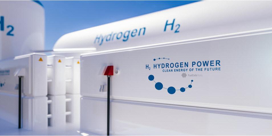 Hydrogen Clean Energy Power TW