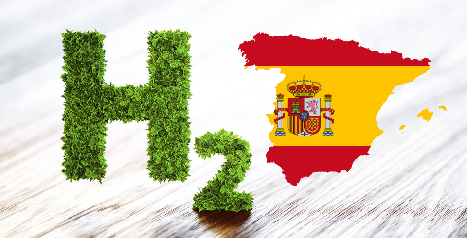 fuel cells works, spain, offshore green hydrogen