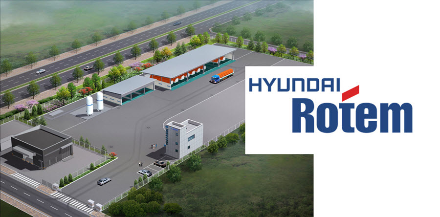 Hyundai Rotem Accelerates New Hydrogen Refueling Infrastructure Business