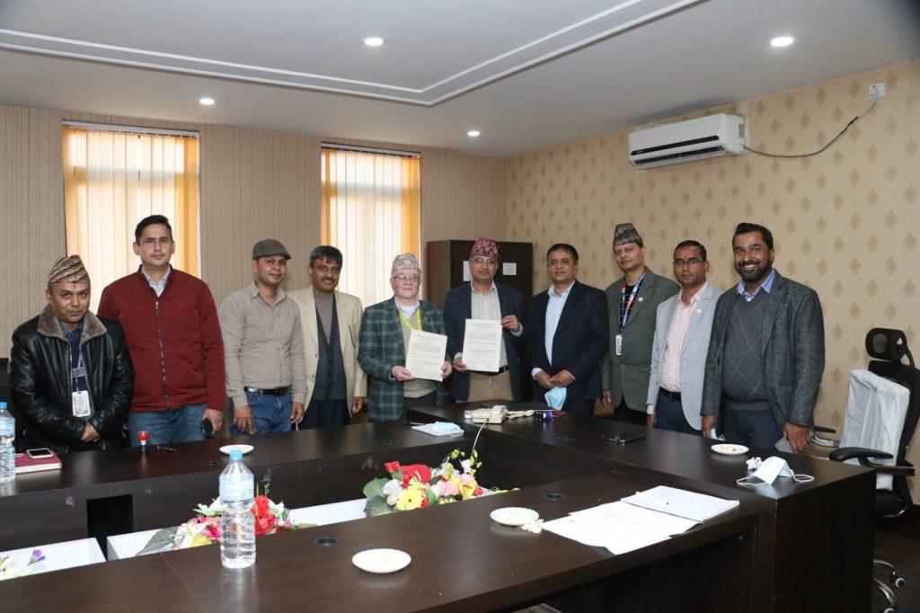 Kathmandu University NOC Partner to Produce Hydrogen Fuel Cells