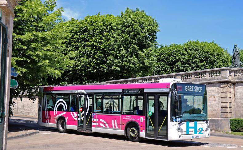 Leo dAuxerre Public Transport Network on the Way to Hydrogen