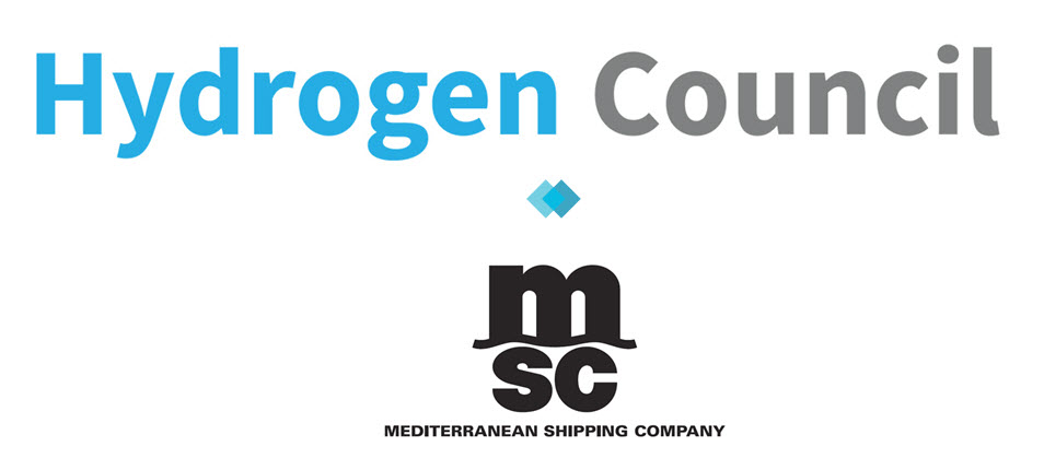 MSC Joins Hydrogen Council Reflecting Commitment to Hydrogen as a Zero Carbon Solution