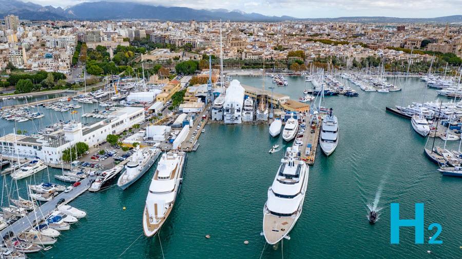 Mallorca Shipyard to Participate in Green Hydrogen Study